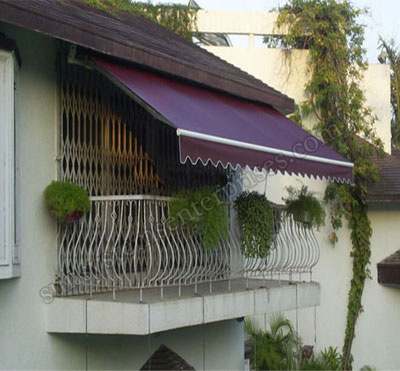 Balcony Awnings Manufacturers in Delhi