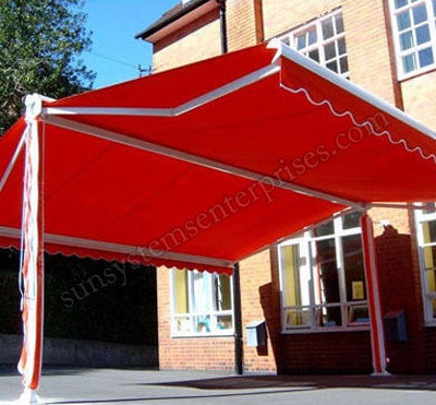 Hut Awnings Manufacturers